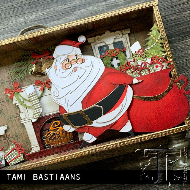 Sizzix Christmas Dies 2020 Pin by Devousamoi on Noel 2020 / 2021 in 2020   Tim holtz cards