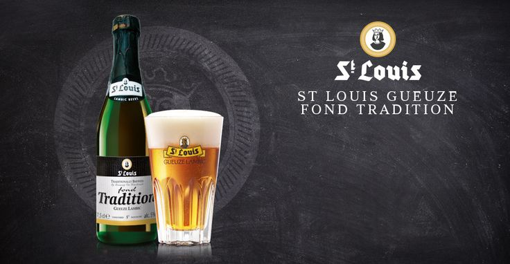 St-Louis Fond Tradion – Gueuze - Lambic