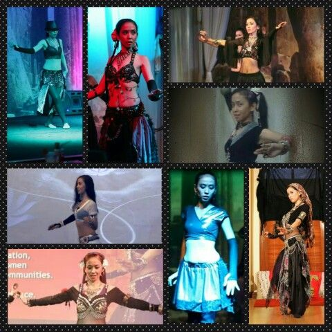 My journey in tribal and fusion bellydance