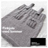 Finkjole med lommer- Design by Marte Helgetun