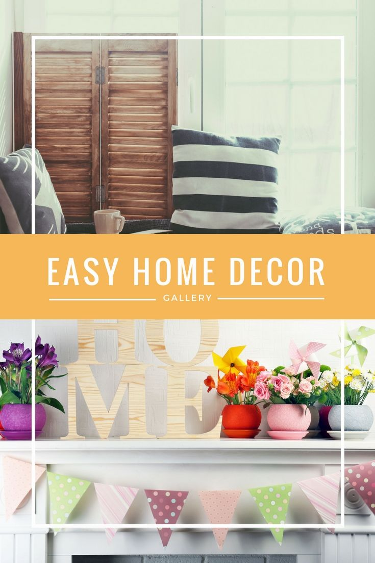 Easy Home Decor Album - Reduce Costs With These Easy Home Decor ...