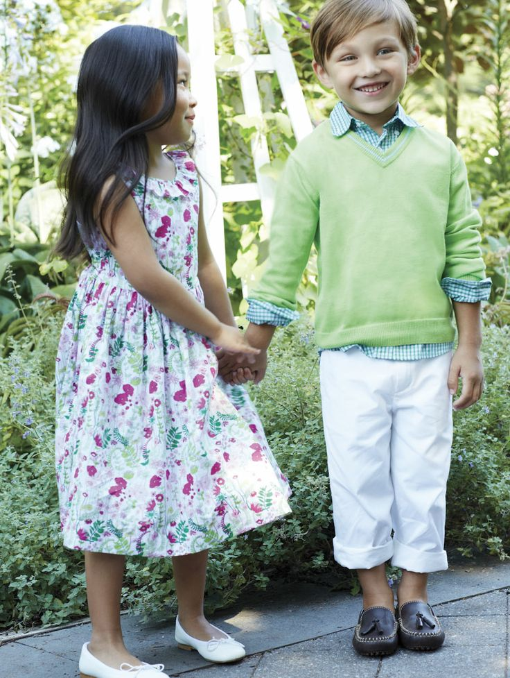 play it again. Oscar de la Renta childrenswear. shop now www.oscardelarenta.com/children/