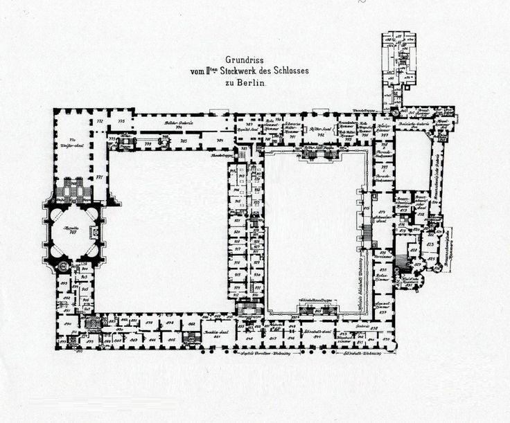 Oltre 1000 Immagini Su Floor Plans Castles Palaces Su