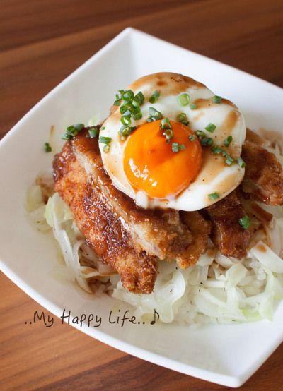 おうちで再現!ソースカツ丼♪ by tomoさん | レシピブログ - 料理 ...