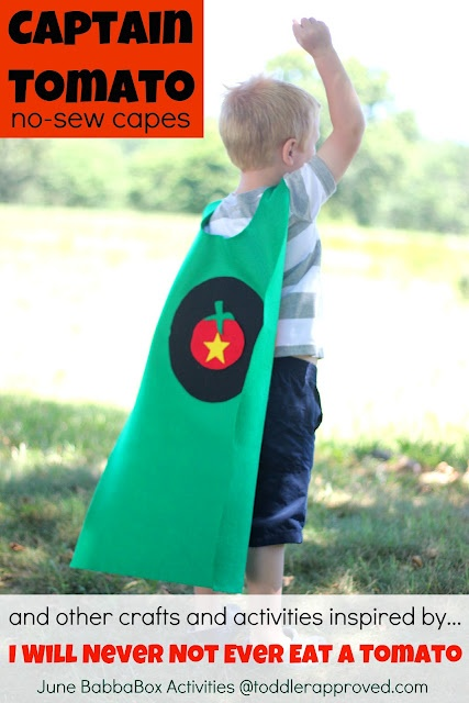 Toddler Approved!: Ways to get your Superhero to Eat His Veggies {June BabbaBox Activities}Activities Inspiration, Toddlers Approved, Superhero Capes, Veggies June, Sewing Capes, June Babbabox, Superhero Veggies, Babbabox Activities, Sewing Superhero