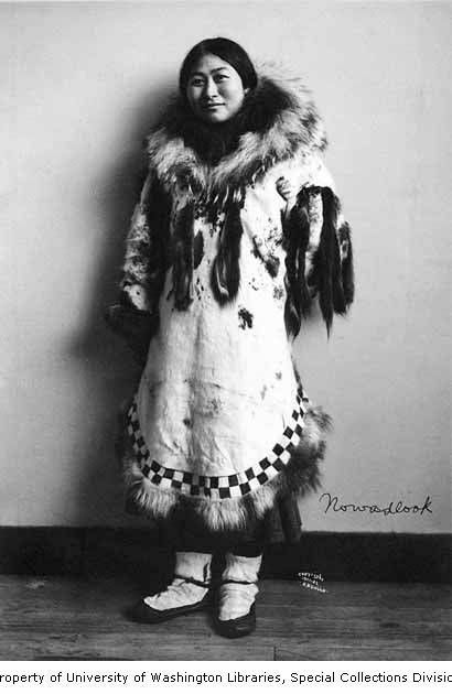 Inuit Clothing Women | www.pixshark.com - Images Galleries ...