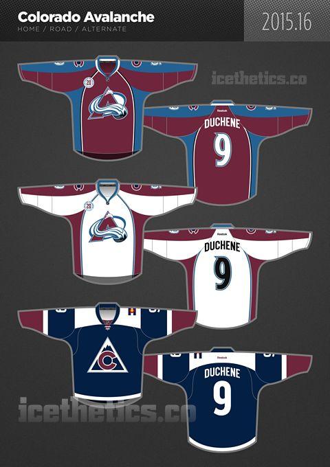 Skvostné třetí dresy. Fanoušci Lavin a Kačerů se mají nač těšit | NHL.CZ