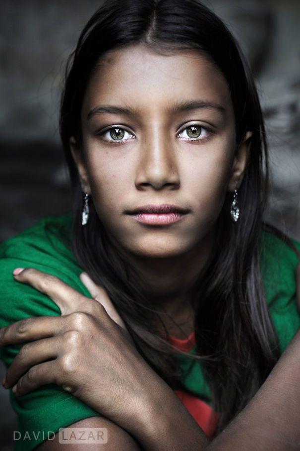 DAVID LAZAR /  Top 10 Of World's Most Famous Portrait Photographers