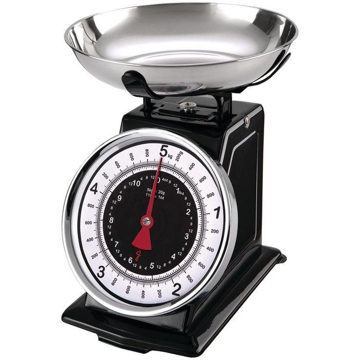 Starfrit Retro Mechanical Kitchen Scale 0802110030000