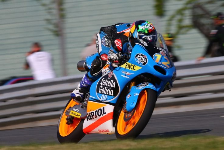 Alex Marquez, Moto3, German MotoGP 2014