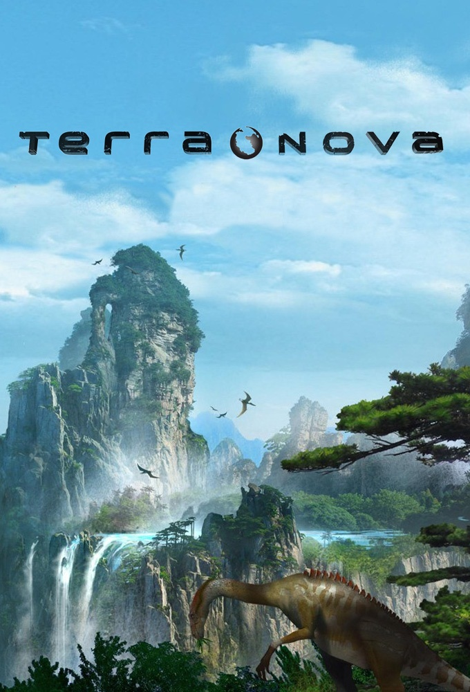 Terra Nova (tv series..smart sci-fi shows)