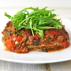 Vegetarian Lasagne by atouchofzest
