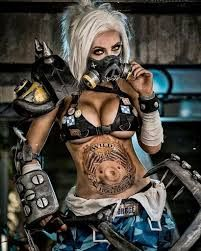 Image result for overwatch cosplay roadhog