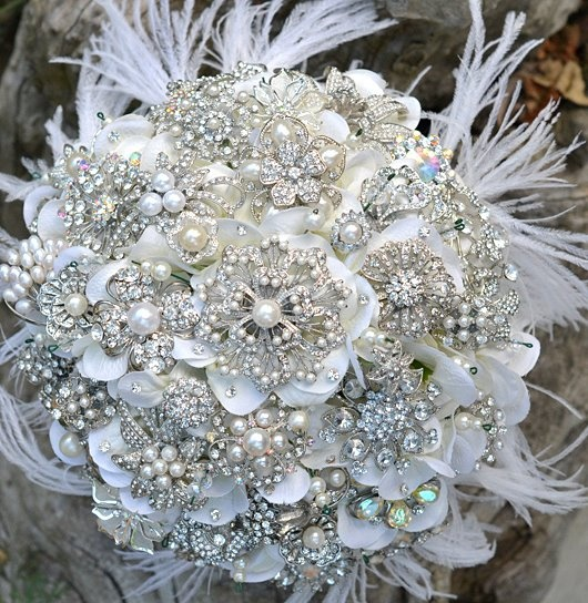Winter Inspired Bouquet