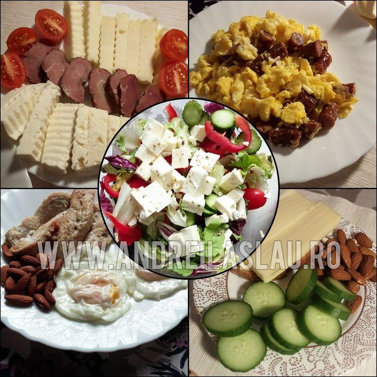 În zilele când pur și simplu nu știți ce să mai încercați, căutați combinații noi de alimente, ori vă grăbiți..