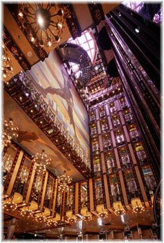 Carnival Legend Atrium