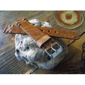 Vintage Strap, Rustic Leather Strap