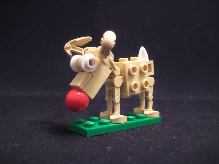 Failvent Calendar #13: The Rudolph | par nolnet | Lego - Creations ...