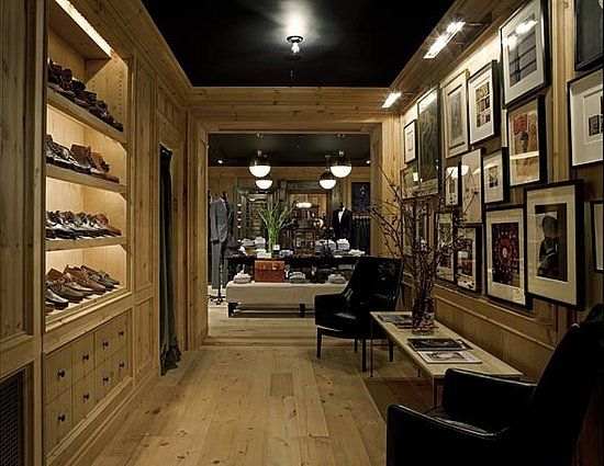 This may be a retail space, but it would make for one hell of a closet.