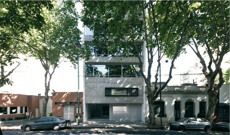 Edificio Fitz Roy / Estudio Carlos Cottet