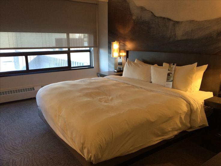 Marriott, Calgary Canada