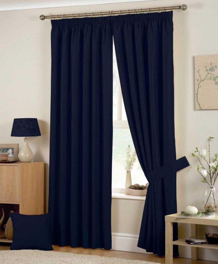 Navy Blue And Tan Bathroom: Best 25+ Navy Curtains Bedroom Ideas On Pinterest