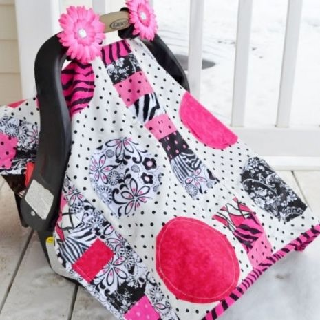 Mod Dot car seat cover sewing pattern carseat tent canopy baby & 28 best Lil DMC images on Pinterest | Car seat covers Seat covers ...