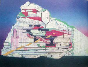 "Archigram-Peter Cook. ""Metamorphosis"". | FEO, INÚTIL E INESTABLE (en Arquitectura)"