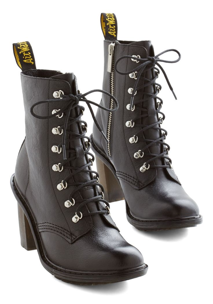 Struts the Two of Us Boot  By Dr. Martens