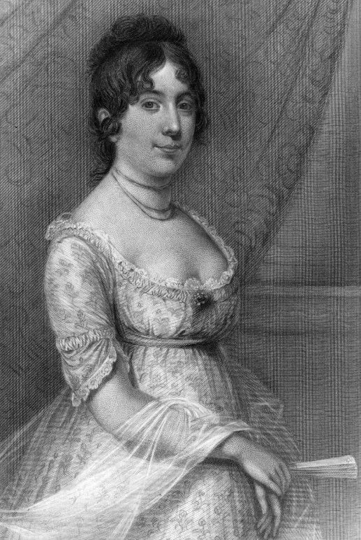 Gallery: Awesome facts about U.S. first ladies | HLNtv.com Dolley Madison: Wife of President James Madison (1809-1817). Interesting fact: She was the first to found a public project: A home for orphans in D.C.