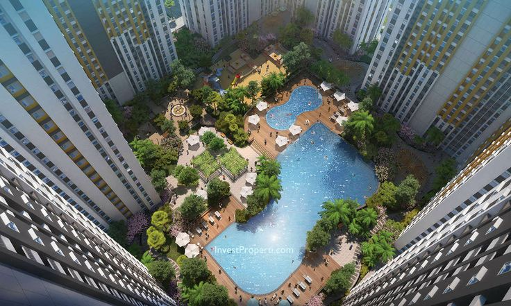 The Spring Lake Apartment Bekasi