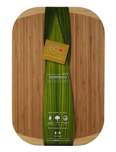 Architec ECOBOO18 Formaldehyde Free Bamboo Cutting Board by Architec Housewares. $18.77. Soft feet grip counter. Food safe, moisture seal. High polish. Extra durable. Great cutting surface. Formaldehyde Free Bamboo Cutting Board - Safe for Food and Family. A great Eco Friendly Choice. Makes a great gift.
