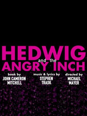 """Hedwig and the angry inch"" - Pantages Theater Los Angeles"