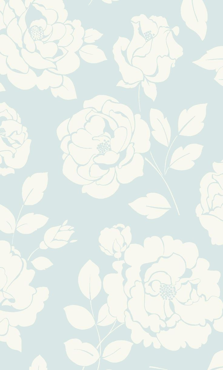 Mono Rose | First designed as an interiors print in 2006, the elegant simplicity of Mono Rose looks as fresh now as it did then - we haven't changed a thing! | Cath Kidston Autumn Winter 2016