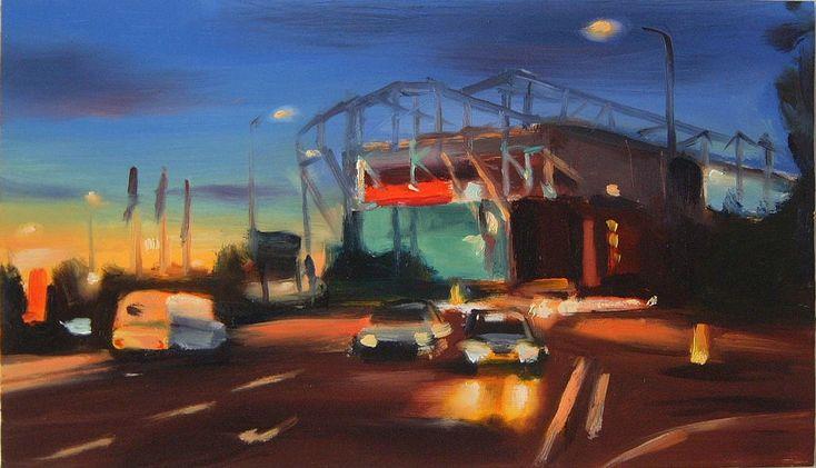 Old Trafford 2003