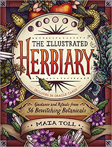 PDF DOWNLOAD] The Illustrated Herbiary: Guidance and Rituals