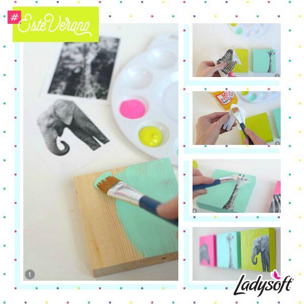 esteverano aprende a hacer arte para tu habitacin solo sigue los siguientes pasos with disea tu habitacion online