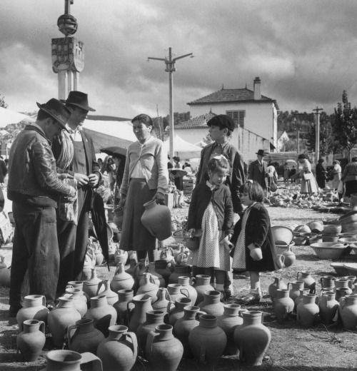 arturpastor: Feiras de Portugal, década de 50/60.