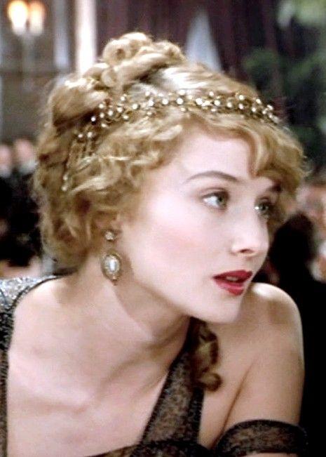 Maria Pitillo As Mary Pickford Wardrobe Hair
