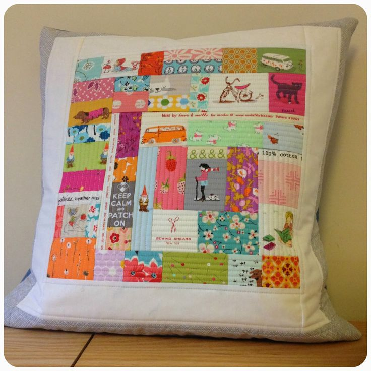 Celebrating three years of blogging. Celebrating having my cushion in Love Patchwork & Quilting. Celebrating the lovely and supportive quilt...