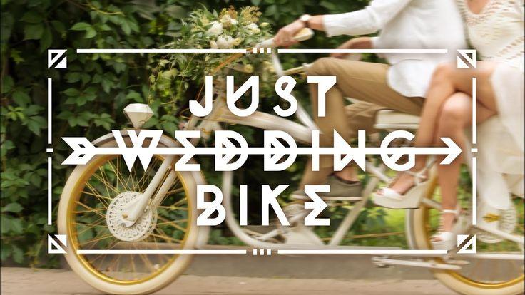 Самый свадебный велосипед для вашей волшебной фотосессии! Уникальный кастом проект #JustWeddingBike. Создан из любви к велосипедам и дизайну. Доступен в арен...