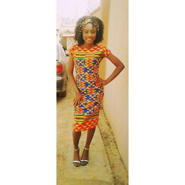Ghana ankara style