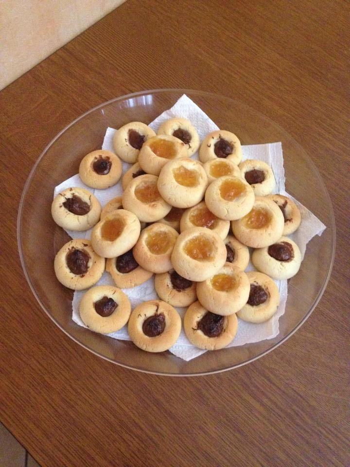 Biscotti Bimby al philadelphia - Ricette Bimby