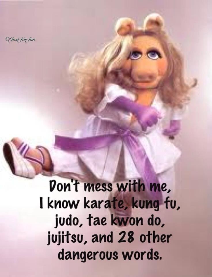 Funny Miss Piggy Quotes. QuotesGram