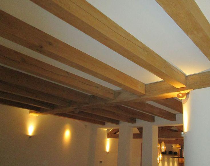 25+ beste ideeën over Plafonds met balken op Pinterest ...