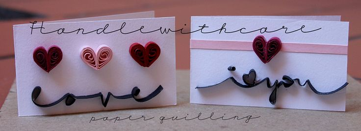all we need is love (paper quilling) on Behance