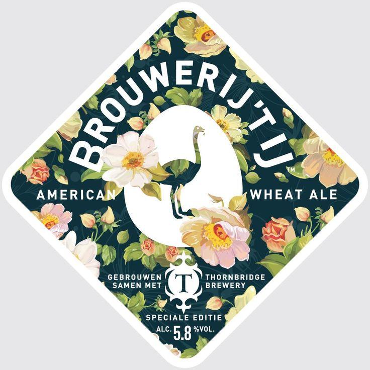 Brouwerij 't IJ 'American Wheat Ale'