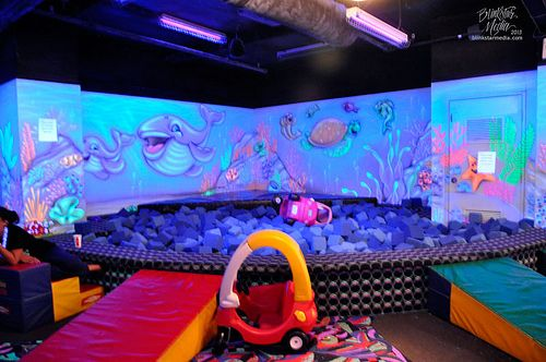 Turn Your Preschool Ball Pit And Soft Play Area Into An