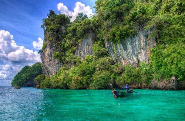 Thaimaan parhaat saaret: http://www.rantapallo.fi/rantalomat/thaimaan-parhaat-saaret/