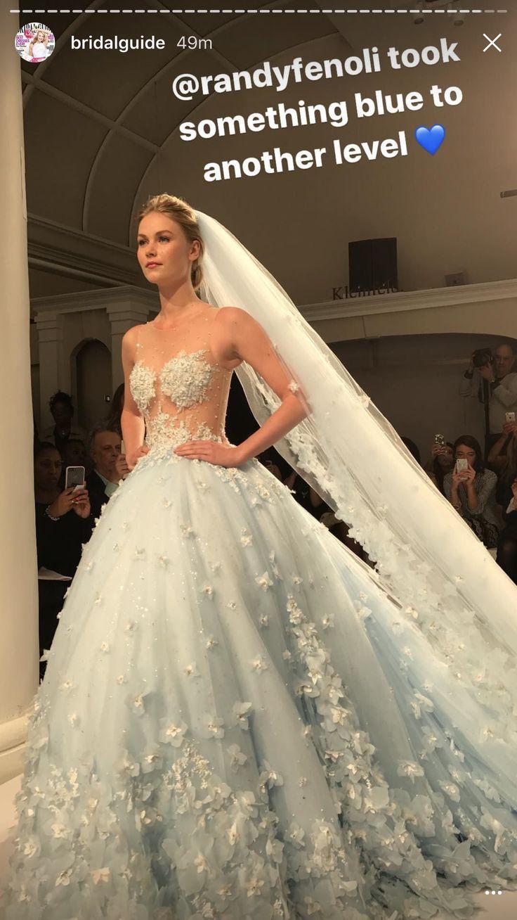 Randy Fenoli For Kleinfeld Bridal Wedding Dress Collection